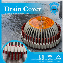 DC-D1810A Very Effective Clogged Trash Roof Drain Outlet Cover