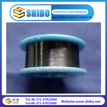 Shibo Brand of 99.95% Pure Tungsten Wires Made in Coils