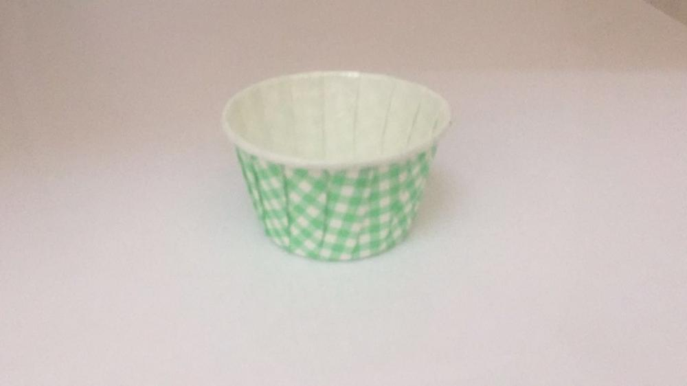 Roll Edge Muffin Paper Cup