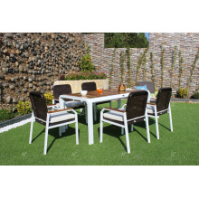 The Best Choice PE Rattan Coffee Dining Set for Outdoor Wicker Furniture