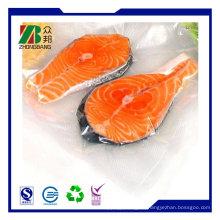 Plastik Vakuum Tiefkühlkost Verpackung für Fische