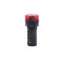 Indicador LED AD22-22MSD con zumbador