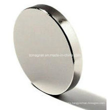 Disc Permanent Rare Earth Magnet