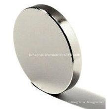 Магнит постоянного магнита на диске