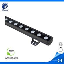 Линейный светодиодный настенный светильник мощностью 36 Вт