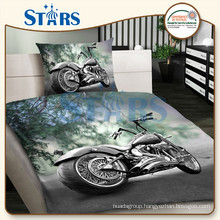 GS-PAN-01 OEKO-TEX standed luxury custom printed duvet cover