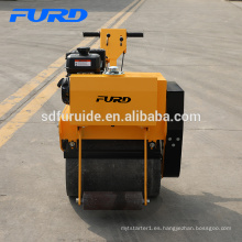 Electric Start Mini Road Roller Compactor for Sale Electric Start Mini Road Roller Compactor for Sale FYL-600C