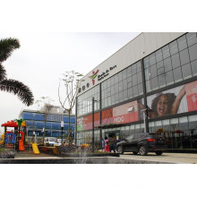 Steel Shopping Mall para Personalizado (XGZ-53)