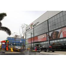 Centre commercial en acier pour personnalisé (XGZ-53)