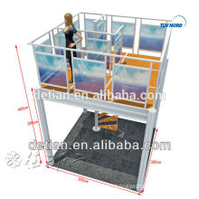 Shanghai Factory sell two storeys display exhibition booth