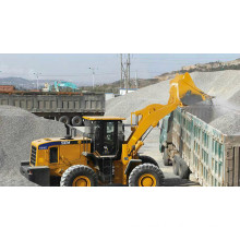 SEM669C 6tons Wheel Loaders Road Building البناء
