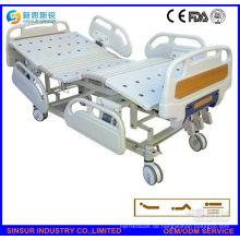 ISO / Ce Qualität Handbuch Drei Shake Krankenhaus Ward Medical Betten