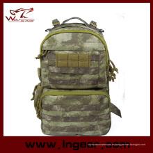 Moda viajes bolsos Mochila militar al aire libre deporte mochila de senderismo