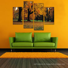 Pinturas de árvores modernas