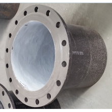 PVC Pipe Fittings Ductile Iron Flanged Socket