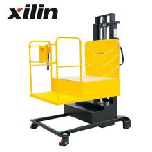 Xilin 4.5m 400KG Semi-electric Order Picker truck