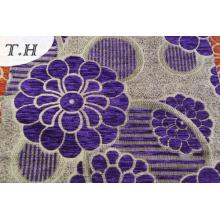 Tissu lumineux de meubles de sofa de couleur pour le style sud-américain