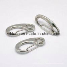 Stainless Steel Casting Marine Spring Snap Hook (Precision Casting)