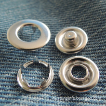 14mm Snap Button with Nickle