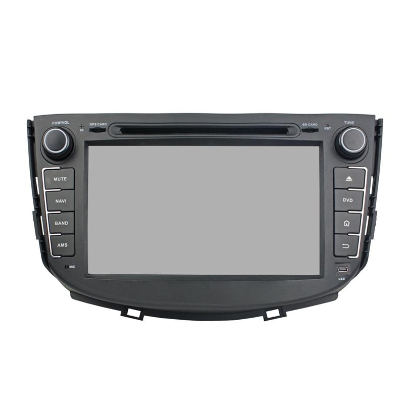 Lifan X60 dvd player screen
