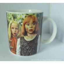Caneca de café cerâmica (CY-P144B)
