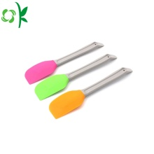 Silicone Safety Baking Spatula BPA Free Multicolor