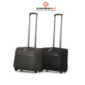 "Chubont High Qualilty Four Wheels Carry Luggage Size 16"" Laptop Trolleycase"