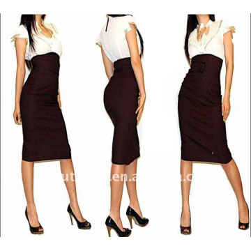 2011 new style fashion pencil skirt PZS006