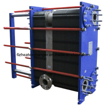 Intercambiadores de calor de placas para refrigeración de agua a agua (M10B / M10M)