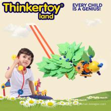 Brinquedos Educativos DIY 3D EVA Puzzle