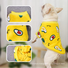 Avocado French Bulldog Dog Clothes Cat Apparel