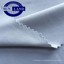 Tissu en maille de polyester tricoté anti-antibiorésistance 50D