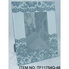 Green Acrylic Glass Photo Frame