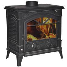 Smokeless Cast Iron Wood Stove (CL-F14-SB)