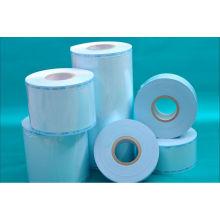 Rollo de esterilización plana de papel médico Kraft
