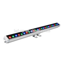 DMX RGB LED arandela de pared