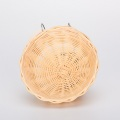 Percell Bowl Shaped Medium Rattan Bird Nest