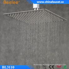 Beelee Skin Care Rainfall Mix Shower Ducha de alta presión con cabezal de ducha