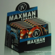 Hot Sale Maxman Enlargement Sex Pills (MJ-MM60 CAPS)