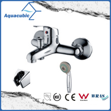 Wall-Mount Zinc Bath Shower Faucet with Shower Hand (AF1201-2)