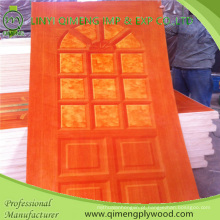 Pigmentos coloridos da pele da porta do papel do Polyeater do tipo 9614 HPL