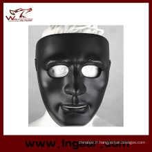 Clone de guerrier armée Masque Masque d'Airsoft Shuffle Dance-masque