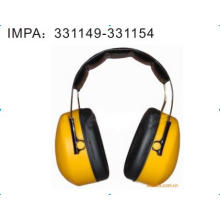 PP simple style cheap safety earmuff