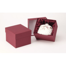 2018 Bespoke Mug Cake Boxes Gift Set Embalaje