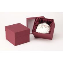 2018 Anunciou o empacotamento ajustado do presente das caixas de bolo da caneca