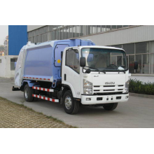ISUZU 10CBM compression garbage truck