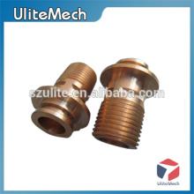 Shenzhen alta calidad OEM cnc tornillo partes con la producción en masa