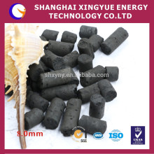 95% hardness columnar activated carbon for water and gas purification