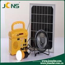 Energia de armazenamento solar de energia para carregamento / iluminação / camping móvel