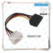 Serial ATA HDD Sata Kabel männlich zu weiblich